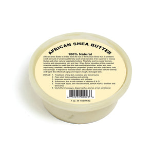 100% Natural African Shea Butter (7oz)