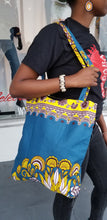 Load image into Gallery viewer, Ankara Print Tote Bag - Assorted