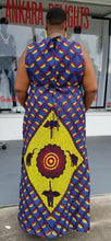 Load image into Gallery viewer, Ankara Queen Duster
