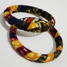Load image into Gallery viewer, Ankara Bracelets 2pc Sets