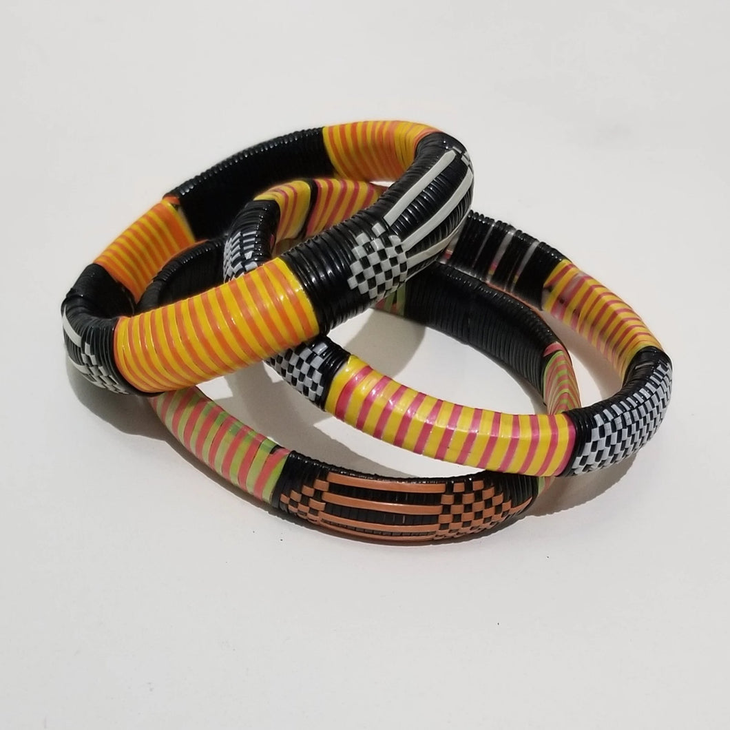 Large Tuareg Bracelets - 3 pc sets
