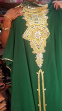 Load image into Gallery viewer, Regal Hand Beaded Kaftan