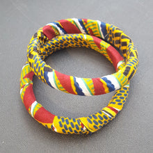 Load image into Gallery viewer, Ankara Bracelets (Sets of 2)