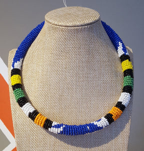 Kenyan 'Mandere' Necklaces