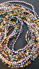 Load image into Gallery viewer, Nigerian Glass Waist Beads