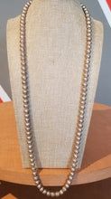 Load image into Gallery viewer, Ethiopian Pewter & Brass Necklace