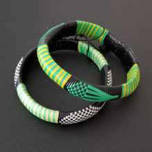 Load image into Gallery viewer, Tuareg Recycled Plastic Bracelet Sets - Small