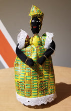 Load image into Gallery viewer, Decorative Senegalese Dolls