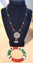 Load image into Gallery viewer, Kenyan Tassel Necklace & Sets