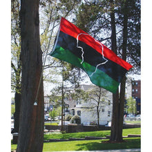 Load image into Gallery viewer, Pan-African Flag (3'x5')