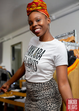 Ankara Delights T-Shirt