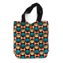 Load image into Gallery viewer, Ankara Print Tote Bag - Large