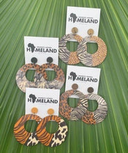 Load image into Gallery viewer, Sunrise Safari Earrings