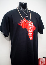 Load image into Gallery viewer, 'Ankara Miami' T-Shirt