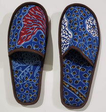Load image into Gallery viewer, Ankara Bedroom Slippers