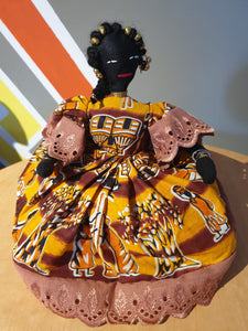 Decorative Senegalese Dolls