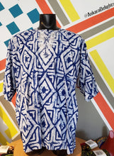 Load image into Gallery viewer, Men's Batik Dashiki Tops