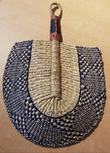 Load image into Gallery viewer, Burkina Faso Hand Woven Bolga Fan