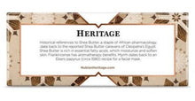 Load image into Gallery viewer, Nubian Heritage: Raw Shea Butter Bar Soap (5oz)