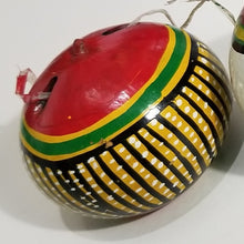 Load image into Gallery viewer, Holiday Ornament: Painted Hanging Gourds