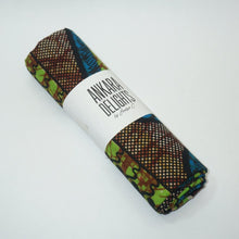 Load image into Gallery viewer, 'Tied Up' Ankara Fabric (2 yds)