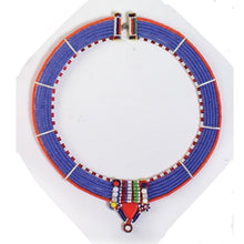 Load image into Gallery viewer, Traditional Maasai Necklace
