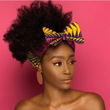 "Load image into Gallery viewer, Isoken Enofe ""Malaika"" Head Band"
