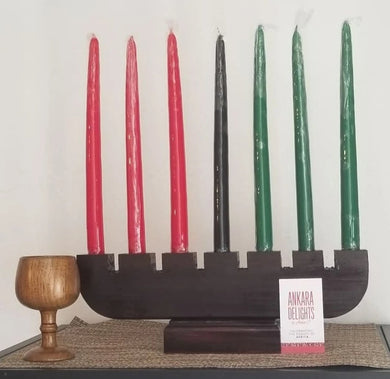 Traditional Kwanzaa Set (Special Order by Dec 12)