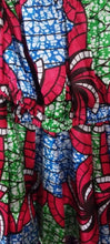 Load image into Gallery viewer, Fabian & Mom Ankara 3pc Crop Top Set