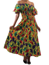 Load image into Gallery viewer, Amara African Flower Princess Dresses