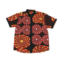 Load image into Gallery viewer, Men's Button Down Sunburst Top