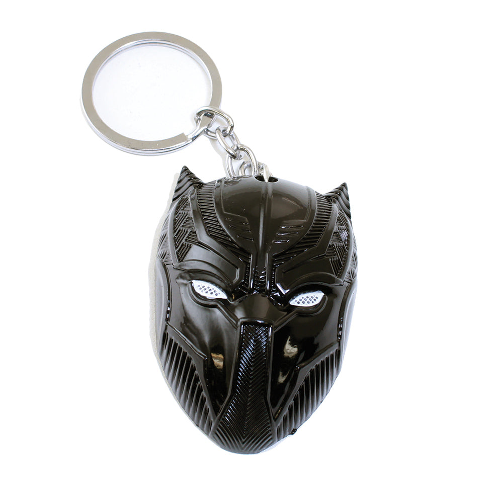 Black Panther Mask XL Key Chain