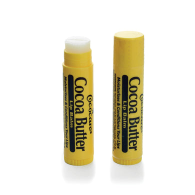 Cocoa Butter Lip Balm (.15oz)