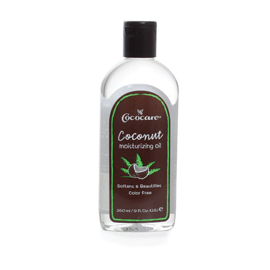 Coconut Moisturizing Oil (9oz)