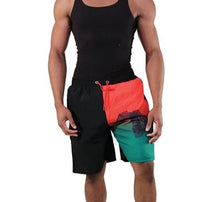 Load image into Gallery viewer, 'African Pride' Men's Swim Shorts