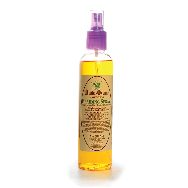 Dudu Osum Anti-Itch Braiding Spray (8oz)