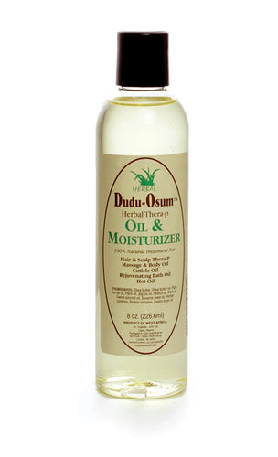 Dudu Osum Herbal Therapy Oil & Moisturizer (8oz)