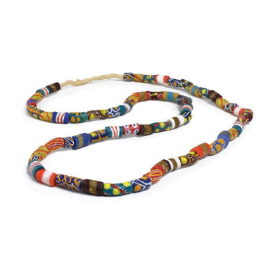 Ghanaian 'Trade Bead' Glass Necklace