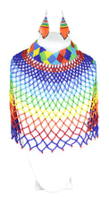 Load image into Gallery viewer, Kenyan Maasai Shoulder Necklace Set (Pre-Order)