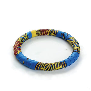 Ankara Bracelets - Assorted Colors