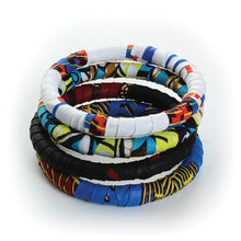 Load image into Gallery viewer, Ankara Bracelets - Assorted Colors