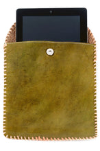 Load image into Gallery viewer, Zigani Leather Tablet Case