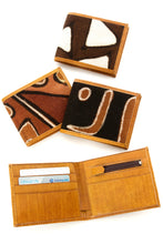Load image into Gallery viewer, Malian Bogalan (Mudcloth) Wallet