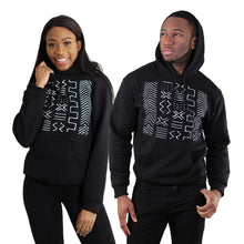 Load image into Gallery viewer, Unisex Mud Cloth Print Hoodie