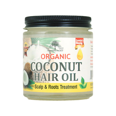 Organic Coconut Oil Hair Pomade