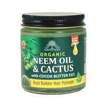 Load image into Gallery viewer, Organic Neem Oil & Cactus Hair Pomade