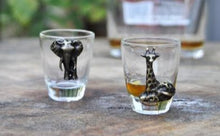 Load image into Gallery viewer, South African Brass Shot Glasses