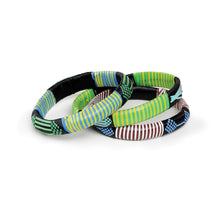Load image into Gallery viewer, Large Tuareg Bracelets - 3 pc sets