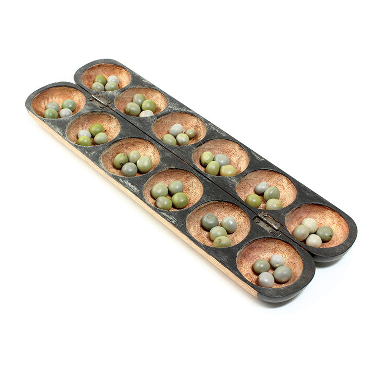 Traditional African Mancala Game