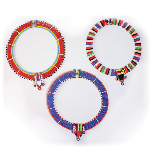 Traditional Maasai Necklace